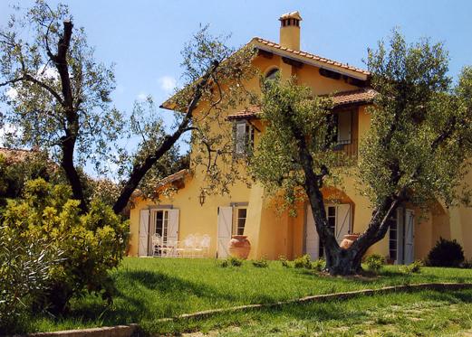Casa di lusso in vendita a capalbio cacciata grande for Case in vendita trevignano romano